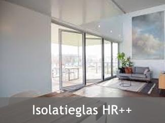 Isolatieglas HR++